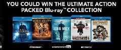 WIN: Action Packed Blu-ray Collection