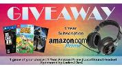 Win Amazon Prime, Lucid sound headset & a Game of Choice!!