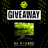Win an Alienware 25 Gaming Monitor!!