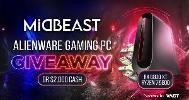 Win an Alienware Gaming PC or $2,000!