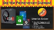 Win an Astro A10 & $60 Gift Card (Steam, Xbox, or PS4)!!