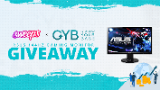 Win an ASUS 144Hz Gaming Monitor!