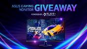 Win an ASUS Gaming Monitor!!