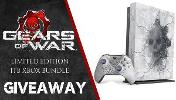Win an Awesome Limited Edition Gears 5 1TB XBOX One Bundle!!