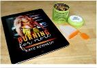 Win an e-book of Burning for More and a tin of Autumn's (the book's female lead) favorite tea along with a tea strainer!!
