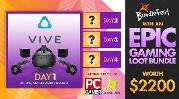 Win an HTC Vive and Other Gaming Prizes $2,200 in Total Prizes