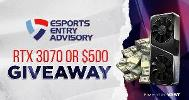 Win an RTX 3070 or $500!!