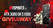 Win an RTX 3080 or $1,000!!