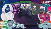 Win an Ultimate XBOX S Fortnite Special Edition Bundle