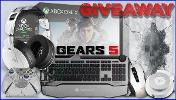 Win an XBOX One X Gears 5 Limited Edition Console XBOX One X Gears 5 Limited Edition Wireless Controller XBOX One X Gears 5 Ultimate Edition Full-Game Download...+ lots more!