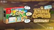 Win Animal Crossing: New Horizons Animal Crossing: New Horizons Nintendo Switch!!
