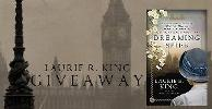 WIN any Laurie R. King Novel!
