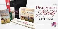 Win autographed copies of the Summer Creek series, Dilettante peppermint  truffle crémes (these are SO good!), a cute notebook, a bottle of You're the One lotion, a Hopeless Romantic dish towel and potholder set, and a swag bag to carry it all!