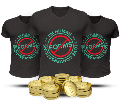 Win Bitcoin, Lifetime Premium SurveySparrow Account and T-shirts Every Month