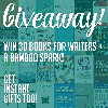 Win Choice of a $250 Amazon Gift Card or 30 Books and a Bamboo Spark