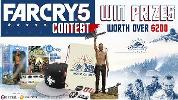 Win Far Cry 5 prizes worth over $200