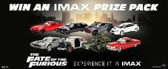 WIN FATE OF THE FURIOUS DIE CAST MODEL CARS!
