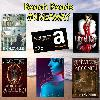 Win five ebooks and a $25 Amazon Giftcard!!!
