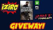 Win Modern Warfare Xbox/PC Choice!