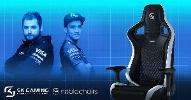 Win noblechairs EPIC SK Gaming Edition black/white