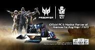 Win Predator Triton 300 Gaming Laptop and Predator Gaming Backpacks