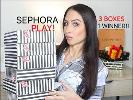 Win Sephora boxes""