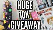 WIN SEPHORA, LUSH, COLOURPOP AND MORE!