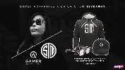 Win Storm Glasses w/ Accessories (Packaging signed by Chica) & TSM Merch (Hoodie, Hat)!!