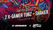 Win your choice of 2 X-Gamer Tubz + Shaker!-2 winners!!