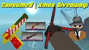 Winner will be receiving a Butterfly Consumed and A Deagle Xmas In Counter Blox.