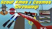 Winner will be receiving Two Butterfly Cosmos and A Scout Xmas In Counter Blox.