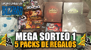 World of Warcraft official products pack
