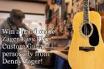 Zager Easy Play Custom guitar