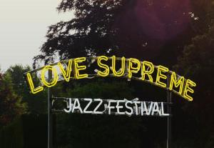 Tickets to see Gregory Porter, George Benson and more at Love Supreme!