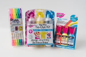Tie-Dye Kit and Fabric Goodies Giveaway