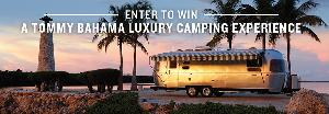 tommy Bahama Airstream Luxury Camping motorhome
