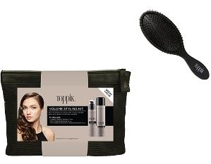 Toppik Volume Styling Hair Kit and Brush Giveaway!