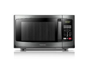 Toshiba Stainless Steel 900w Microwave Oven