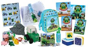 Tractor Ted - farming superhero Bundle Giveaway!