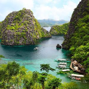 Travel Package for 5 to Palawan, Philippines!
