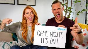 Trip for 2 to LA + Join Julianne Hough & Brooks Laich's Game Night with Hailey & Brad Devine