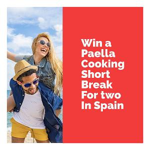Trip for 2 to Spain