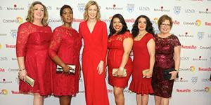 Trip for 2 to the Red Dress Awards in NYC