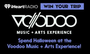 Trip to the Voodoo Arts + Music Experience