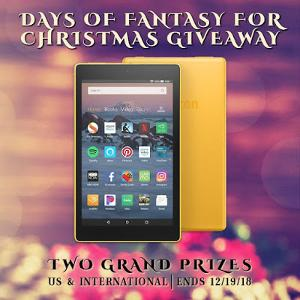 Two Grand Prizes!!
