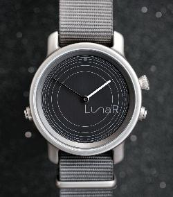 TWO LunaR solar-powered smartwatches Giveaway