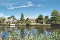 Two-night stay at The Priory Hotel in Wareham