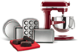 Ultimate Baking Kit Prize Pack