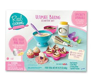 Ultimate Baking Starter Set and Refill Pack!