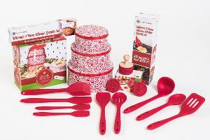 Ultimate Cookie and Kitchen Utensil Sets Giveaway